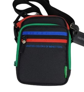 United Colors of Benetton Y2K Camera Bag Purse